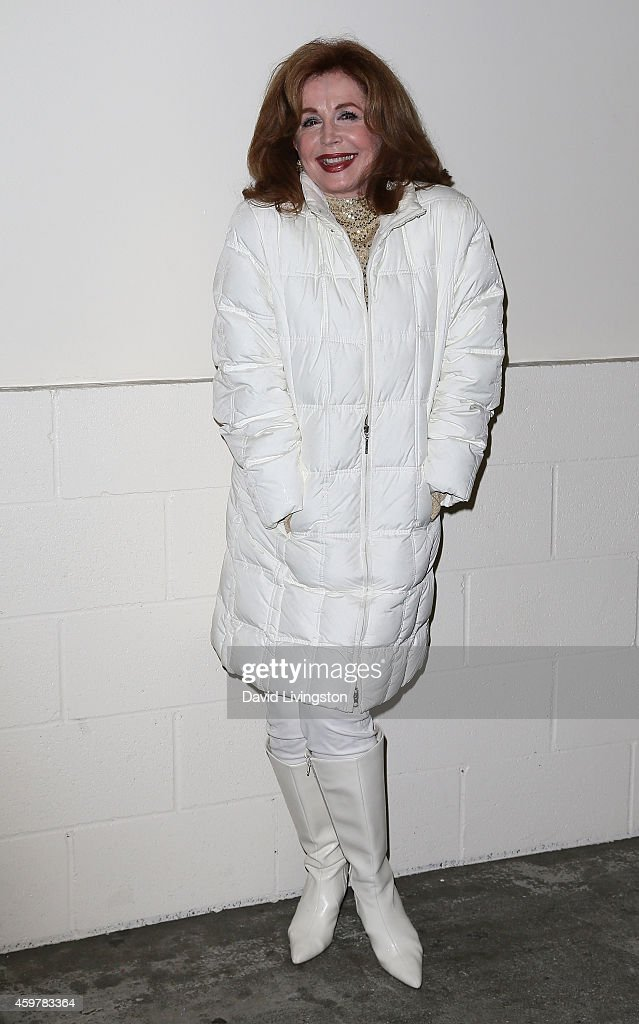 Actress Suzanne Rogers attends the 83rd Annual Hollywood Christmas Parade on November 30, 2014 in Hollywood, California.