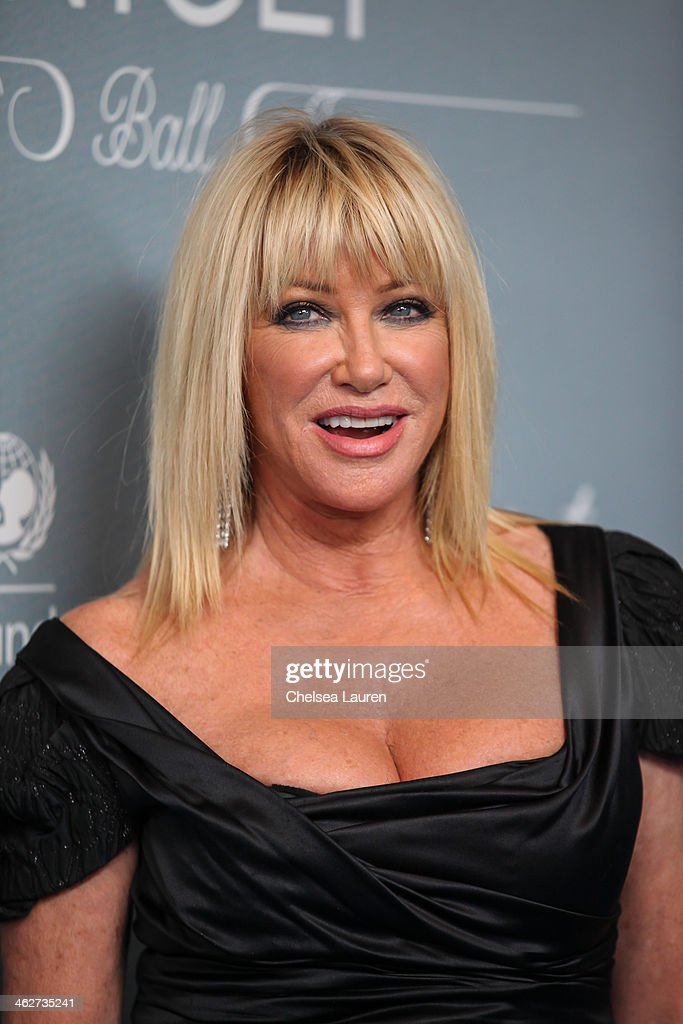 Actress Suzanne Somers attends the 2014 Carousel of Hope ... |Suzanne Somers 2014