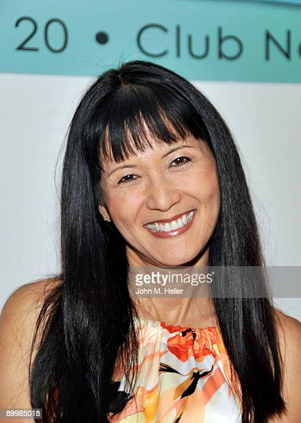 """Actress Suzanne Whang attends the taping of the PBS Television Special """"The Answer Is You"""" at Club Nokia on August 20, 2009 in Los Angeles,..."""