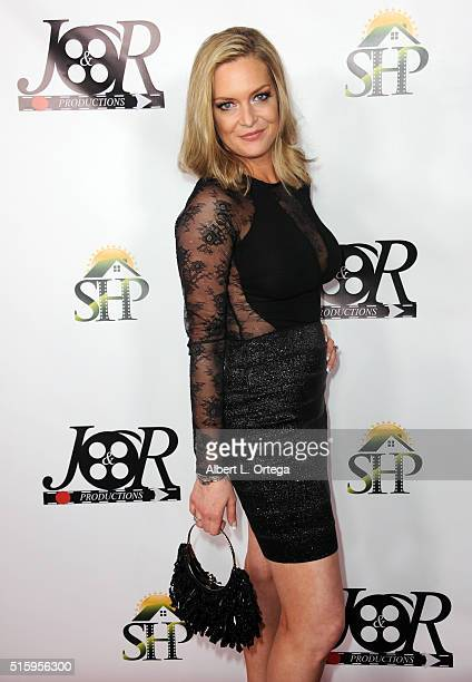 Actress Suzette Brown arrives for the Premiere Of JR Productions' Halloweed held at TCL Chinese 6 Theatres on March 15 2016 in Hollywood California