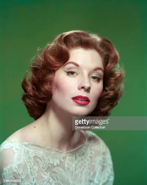 Actress Suzy Parker in a scene from the movie Ten North Frederick