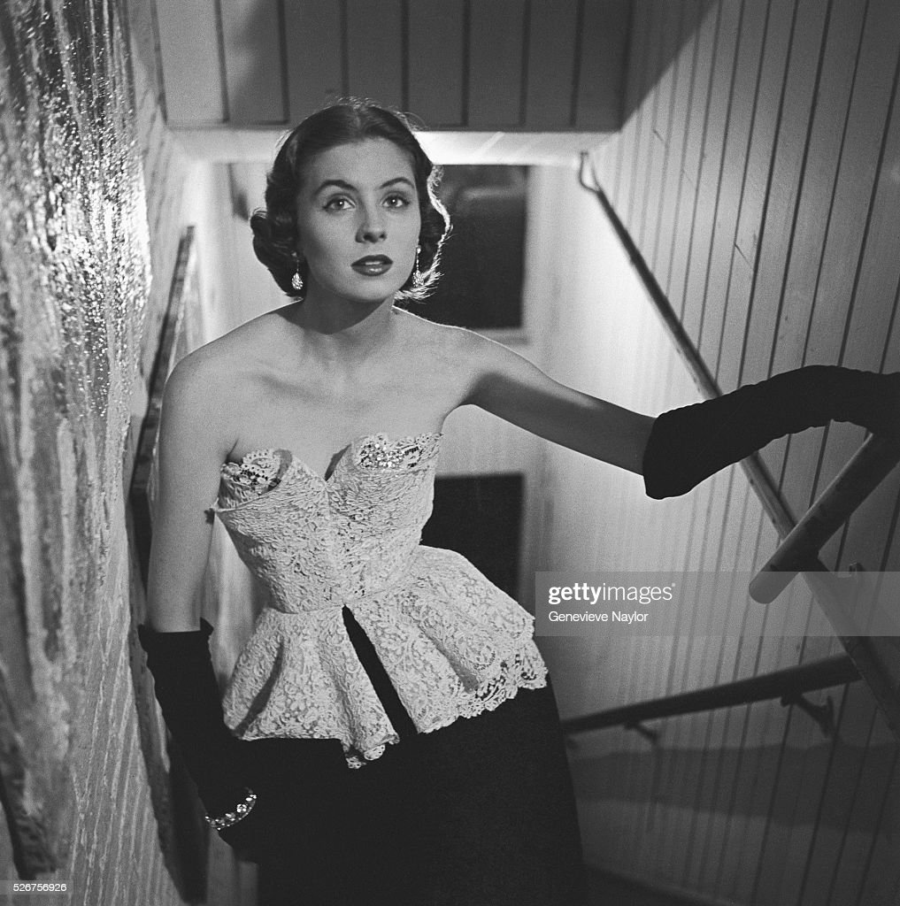 Actress Modeling Evening Dress Pictures | Getty Images