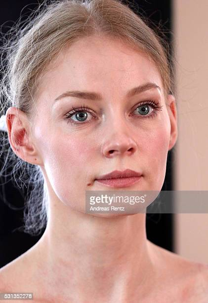 Actress Svetlana Khodchenkova attends the Roskino Russian pavilion opening at the annual 69th Cannes Film Festival at Russian Pavilion on May 14 2016...
