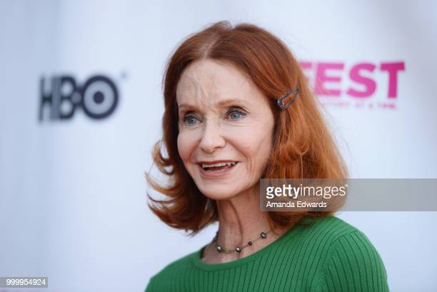Actress Swoosie Kurtz arrives at the Outfest Documentary Competition Screening of 'Every Act Of Life' at the DGA Theater on July 15 2018 in Los...