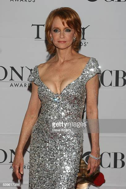 Actress Swoosie Kurtz arrives for the 61st Annual Tony Awards in New York