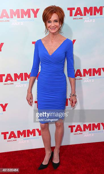 "Actress Swoosie Kurtz attends the premiere of Warner Bros. Pictures' ""Tammy"" at TCL Chinese Theatre on June 30, 2014 in Hollywood, California."