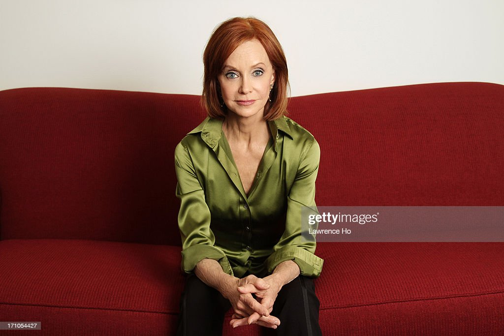 Swoosie Kurtz, Los Angeles Times, April 21, 2013 : Nachrichtenfoto