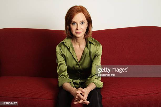 Actress Swoosie Kurtz is photographed for Los Angeles Times on April 3 2013 in Burbank California PUBLISHED IMAGE CREDIT MUST READ Lawrence Ho/Los...