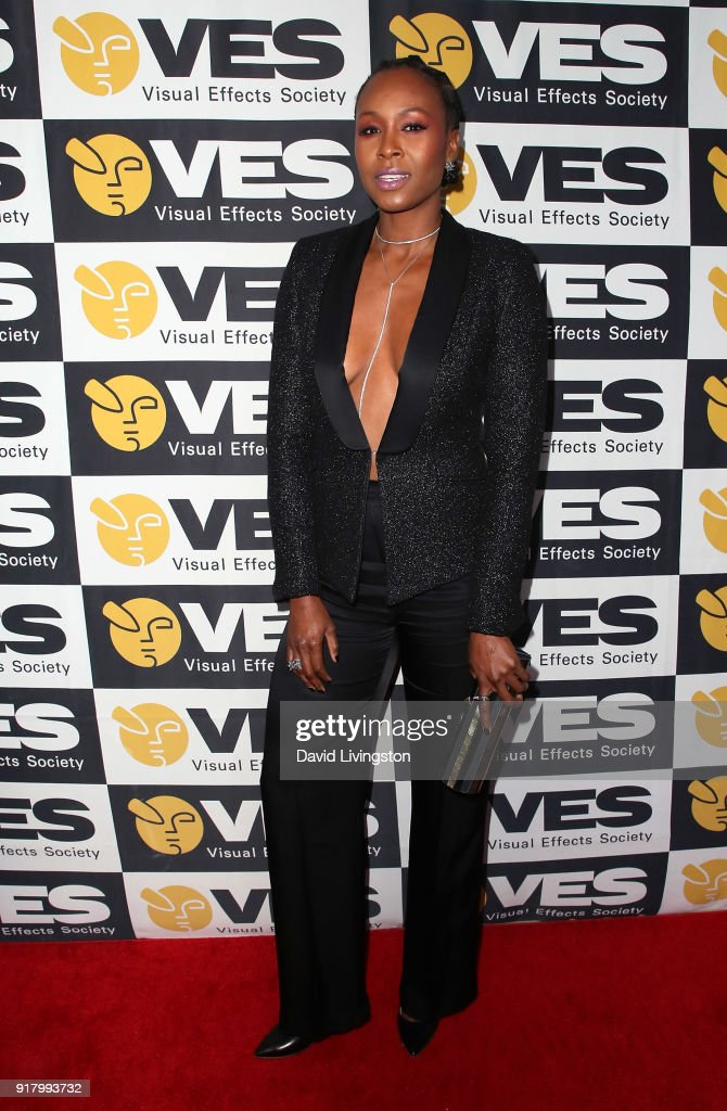 Actress Sydelle Noel attends the 16th Annual VES Awards at The Beverly Hilton Hotel on February 13, 2018 in Beverly Hills, California.