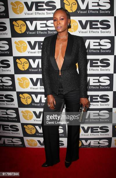 Actress Sydelle Noel attends the 16th Annual VES Awards at The Beverly Hilton Hotel on February 13 2018 in Beverly Hills California