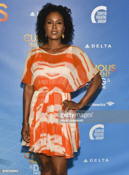 Actress Sydelle Noel attends 'The Curious Incident of the Dog in the NightTime' opening night performance at Ahmanson Theatre on August 3 2017 in Los...