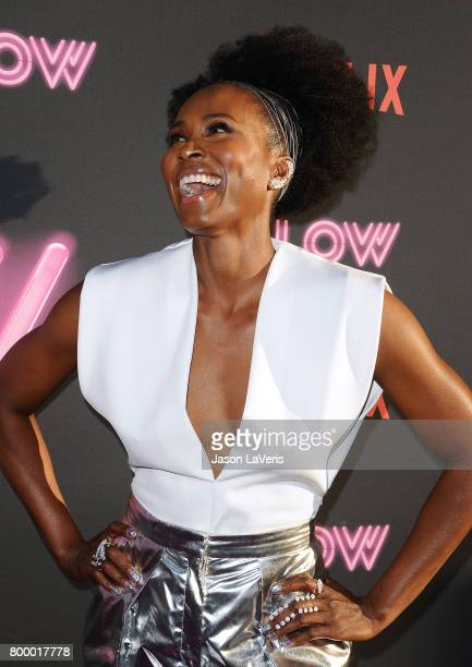 Actress Sydelle Noel attends the premiere of 'GLOW' at The Cinerama Dome on June 21 2017 in Los Angeles California