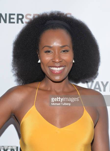 Actress Sydelle Noel attends VaynerSports' Annual Celebrity ESPYS Kickoff Party at Avenue on July 10 2017 in Los Angeles California