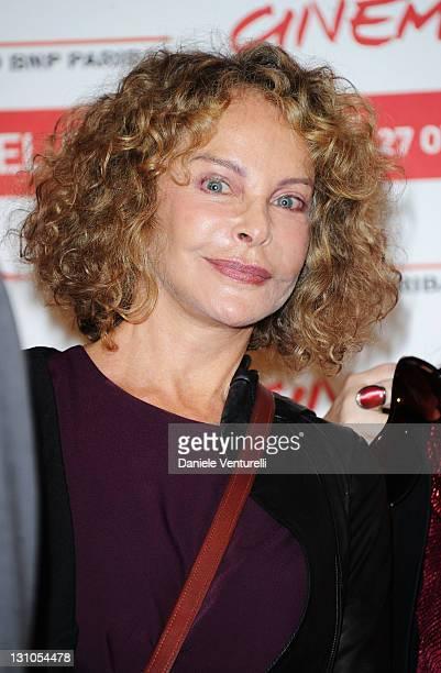 Actress Sydne Rome attends the Il Cuore Grande delle Ragazze Photocall during the 6th International Rome Film Festival at Auditorium Parco Della...