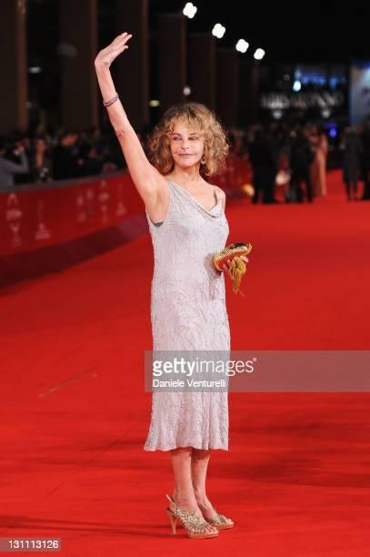 Actress Sydne Rome attends the Il Cuore Grande delle Ragazze Premiere during the 6th International Rome Film Festival at Auditorium Parco Della...