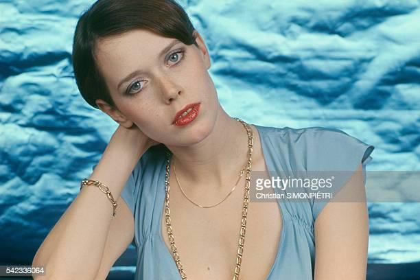 Actress Sylvia Kristel