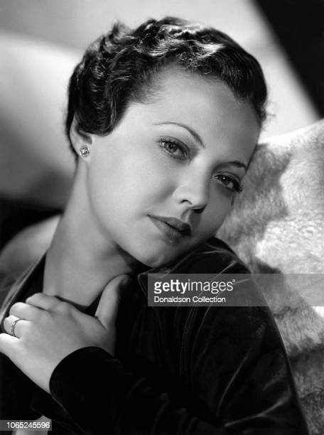 """Actress Sylvia Sidney in a scene from the movie """"Fury"""""""