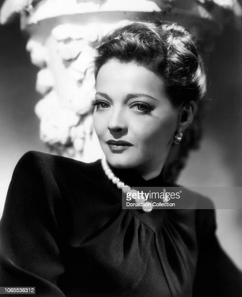 """Actress Sylvia Sidney in a scene from the movie """"The Searching Wind"""""""