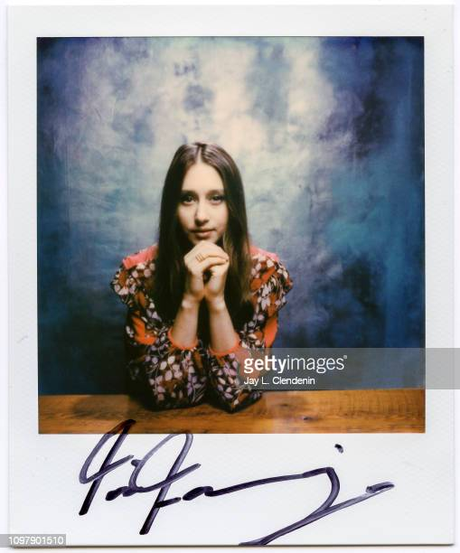 Actress Taissa Farmiga from 'What They Had' is photographed for Los Angeles Times on September 10 2018 in Toronto Ontario PUBLISHED IMAGE CREDIT MUST...