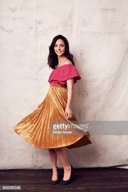 Actress Tala Ashe of CW's 'DC's Legends of Tomorrow' poses for a portrait during the 2017 Summer Television Critics Association Press Tour at The...