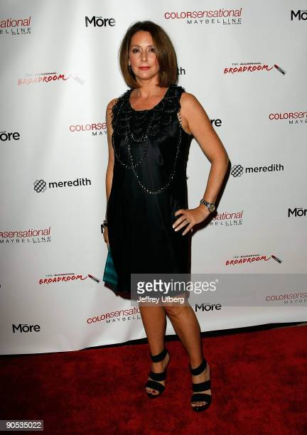 Actress Talia Balsam attends the premiere of 'The Broadroom' web series at Fred's at Barneys on September 9 2009 in New York City