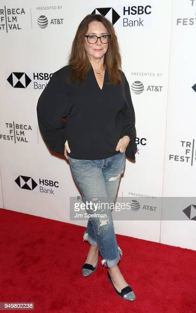 Actress Talia Balsam attends the premiere of The Seagull during the 2018 Tribeca Film Festival at BMCC Tribeca PAC on April 21 2018 in New York City