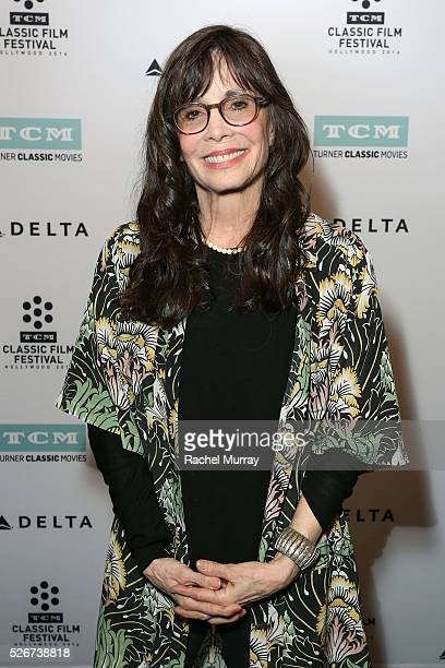 Actress Talia Shire attends 'Rocky' screening during day 3 of the TCM Classic Film Festival 2016 on April 30 2016 in Los Angeles California 25826_007