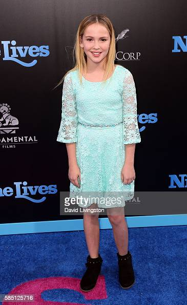 Actress Talitha Bateman Attends The Premiere Of Europacorp S Nine News Photo Getty Images