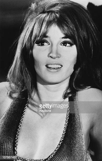 Actress Talitha Pol circa 1965 She married oil tycoon John Paul Getty Jr in 1966