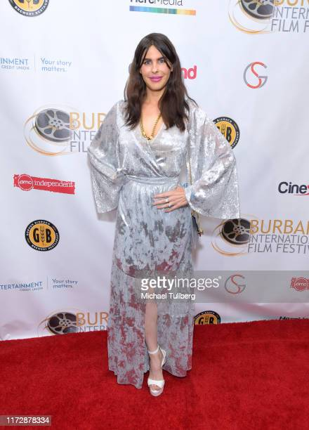 "Actress Tama Leia attends the premiere of ""Relish"" at the Burbank International Film Festival at AMC Burbank 16 on September 06, 2019 in Burbank,..."