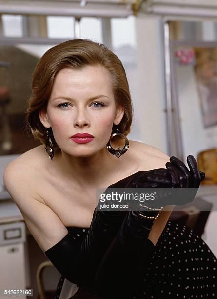 Actress Tamara Akulova