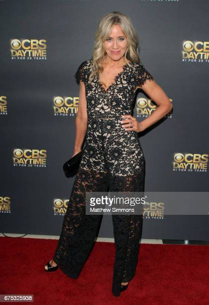 Actress Tamara Clatterbuck attends the CBS Daytime Emmy after party at Pasadena Civic Auditorium on April 30 2017 in Pasadena California
