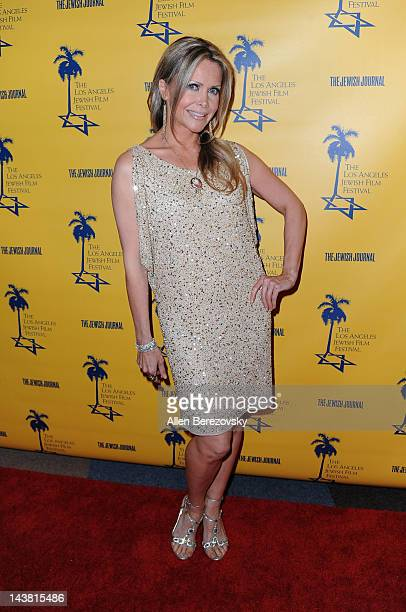 Actress Tamara Henry attends the Tony Curtis Driven To Stardom opening night premiere during the 7th Annual Los Angeles Jewish Film Festival on May 3...