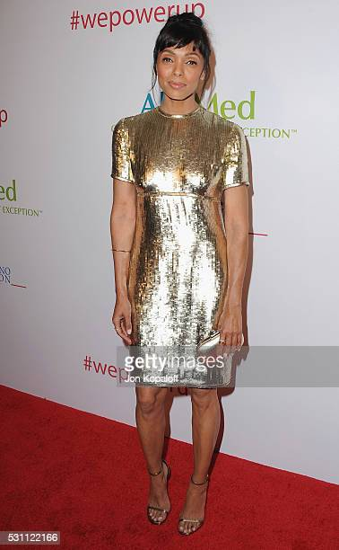 Actress Tamara Taylor arrives at AltaMed Health Services' Power Up We Are The Future Gala at the Beverly Wilshire Four Seasons Hotel on May 12 2016...
