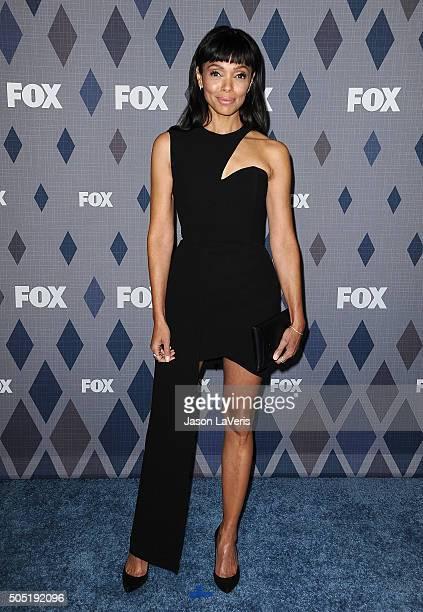 Actress Tamara Taylor attends the FOX winter TCA 2016 AllStar party at The Langham Huntington Hotel and Spa on January 15 2016 in Pasadena California