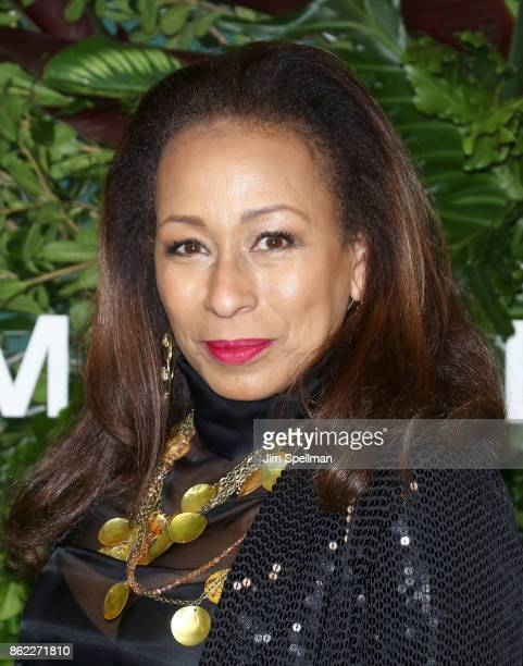 Actress Tamara Tunie attends the 11th Annual God's Love We Deliver Golden Heart Awards at Spring Studios on October 16 2017 in New York City