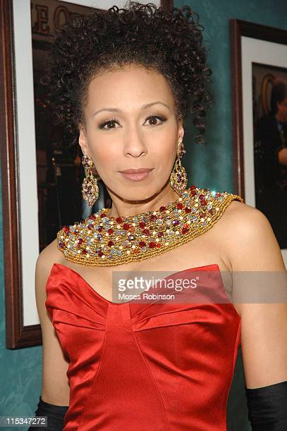 Actress Tamara Tunie during 21st Annual Stellar Awards at The Grand Ole Opry House in Nashville, Tennessee, United States.