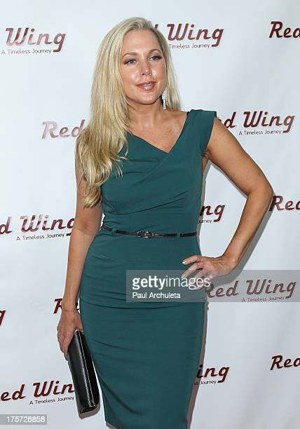 Actress Tammy Bar attends the premiere of Red Wing at Harmony Gold Theatre on August 6 2013 in Los Angeles California