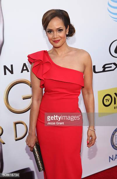 Actress Tammy Townsend attends the 47th NAACP Image Awards presented by TV One at Pasadena Civic Auditorium on February 5 2016 in Pasadena California
