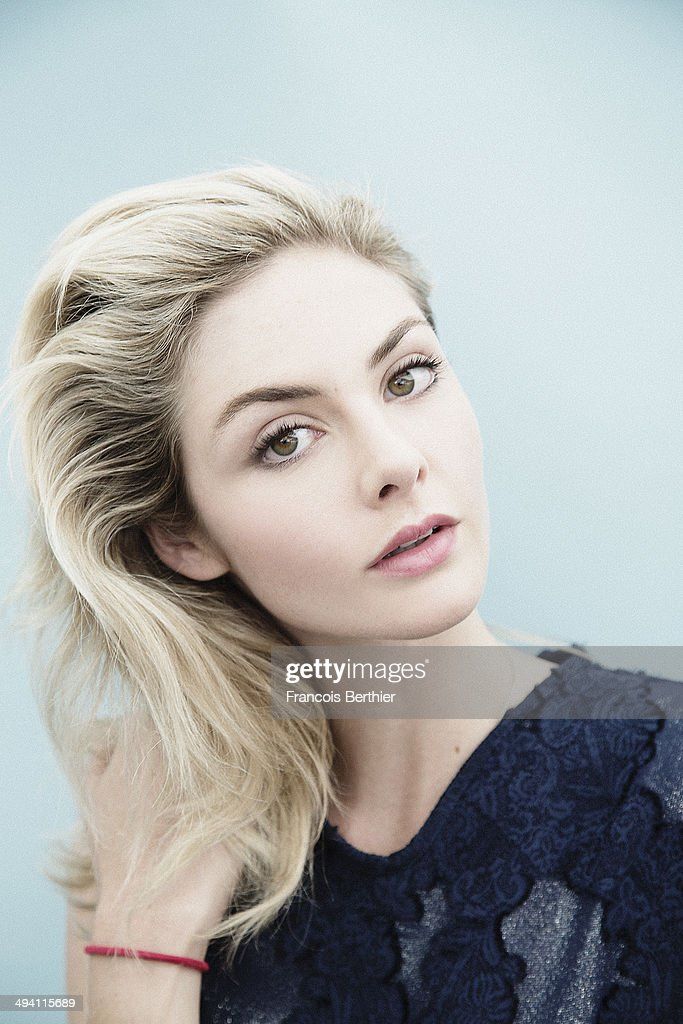 Tamsin Egerton, Self Assignment, May 2014