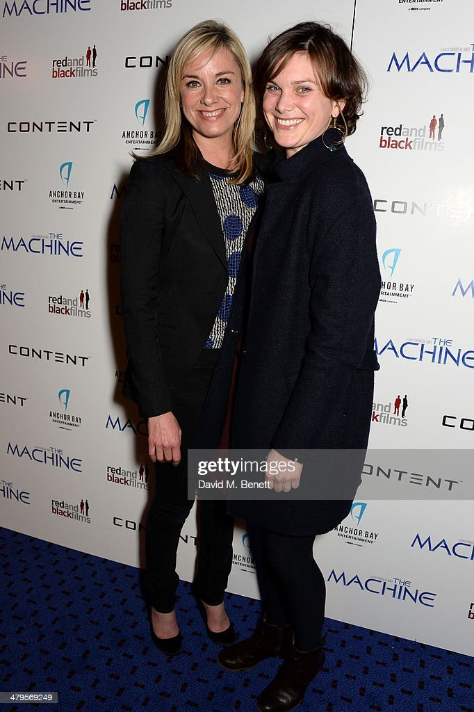 """The Machine"" - VIP Screening : Nieuwsfoto's"