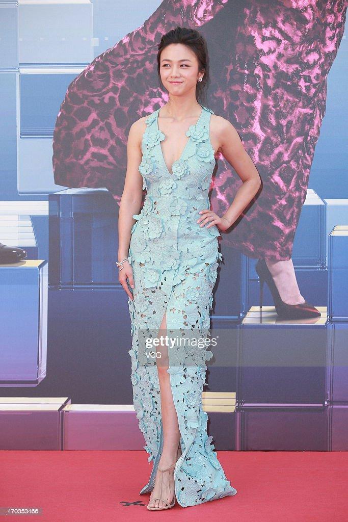 Tang Wei In Vionnet - Blackhat LA Premiere   Dresses