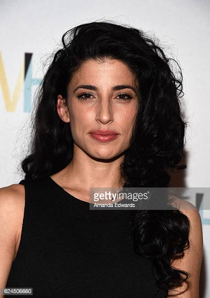 Actress Tania Raymonde arrives at the 1st Annual Marie Claire Young Women's Honors at the Marina del Rey Marriott on November 19 2016 in Marina del...