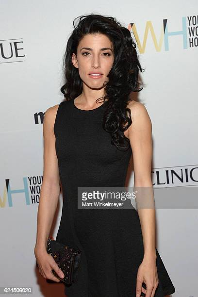 Actress Tania Raymonde attends the 1st annual Marie Claire Young Women's Honors at Marina del Rey Marriott on November 19 2016 in Marina del Rey...