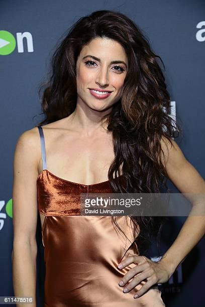 Actress Tania Raymonde attends the premiere of Amazon's Goliath at The London West Hollywood on September 29 2016 in West Hollywood California