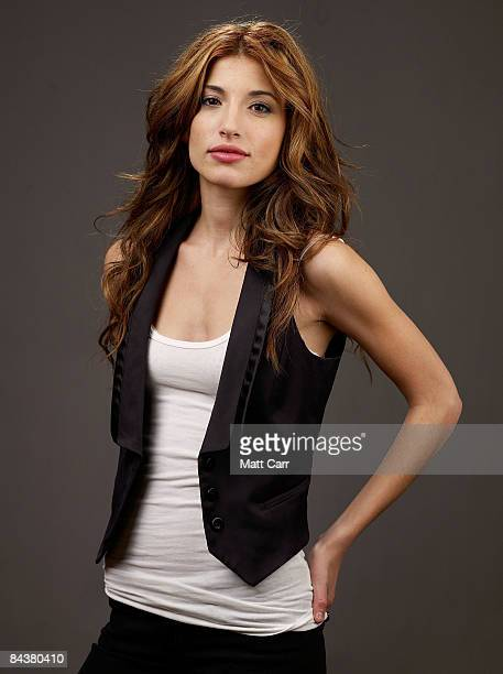 Actress Tania Raymonde of the film The Immaculate Conception Of Little Dizzle poses for a portrait at the Film Lounge Media Center during the 2009...