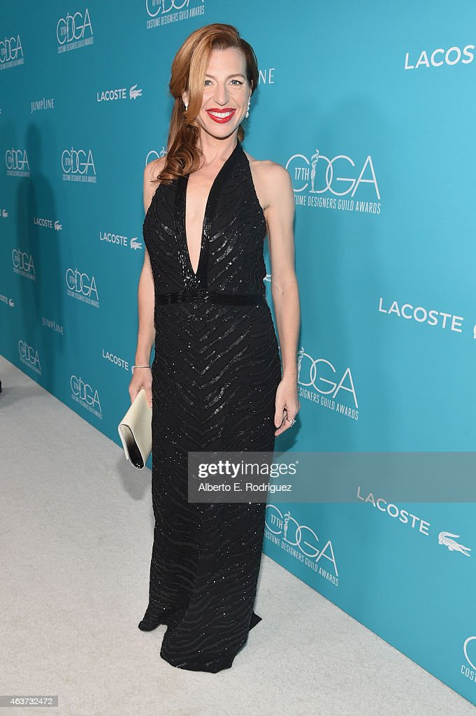 17th Costume Designers Guild Awards With Presenting Sponsor Lacoste - Red Carpet : News Photo