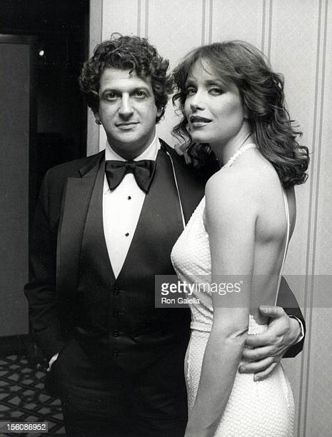 Actress Tanya Roberts and husband Barry Roberts attending 'International Broadcasting Awards' on March 3 1981 at the Century City California