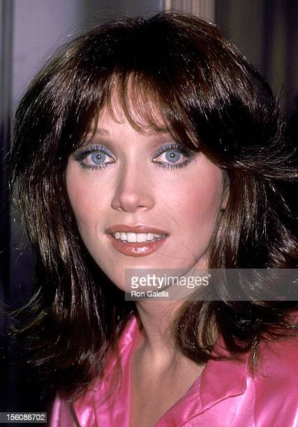 Actress Tanya Roberts at a Taping of 'Kids Are People Too' on August 1 1980 at ABC Studios in New York City New York