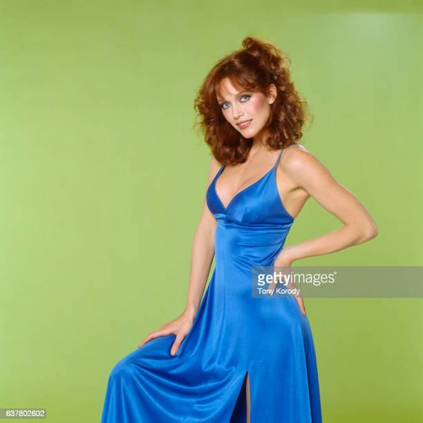 Actress Tanya Roberts